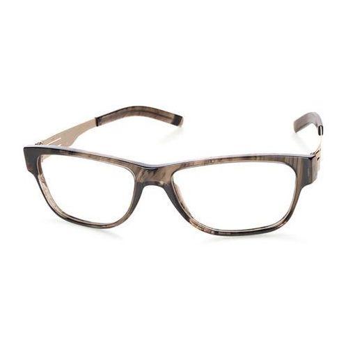 Okulary korekcyjne a0555 harmonic oscillator brown-driftwood Ic! berlin