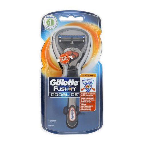 Gillette fusion proglide maszynka do golenia 1 szt dla mężczyzn - Znakomita przecena