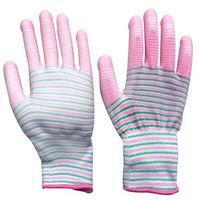 Rękawice ochronne 8 dziane zebra z poliestru pokryte poliuretanem 9478 marki Chomik