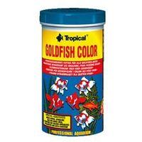 goldfish color - pokarm wybarwiający dla welonów 1l/200g marki Tropical