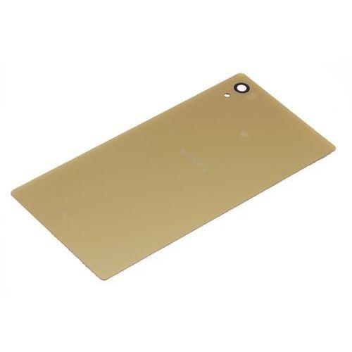Sony Oryginalna klapka baterii xperia z5 złota grade a - grade a \ złoty / gold