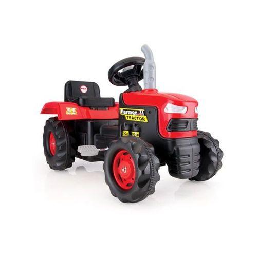 traktor na pedały dl8050 3+ marki Wader