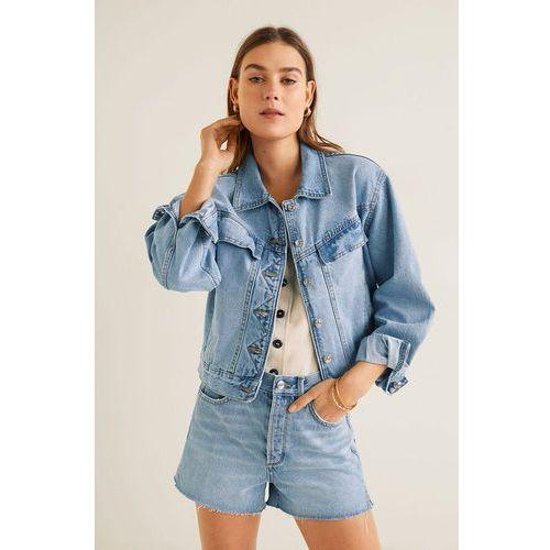 - kurtka jeansowa lady, Mango