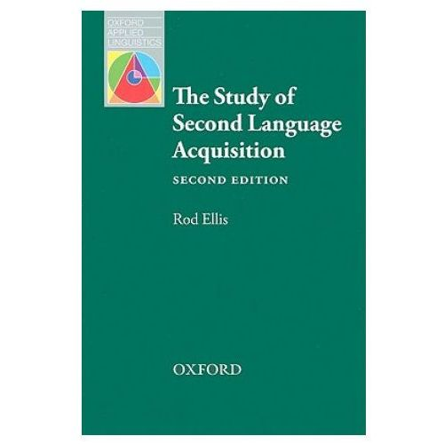 The Study of Second Language Acquisition (2nd Edition), Oxford University Press