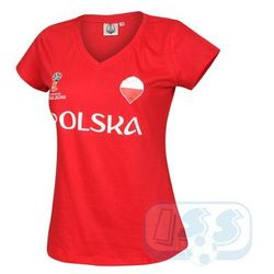T-shirty damskie World Cup 2018 ISS-sport.pl - sklep kibica