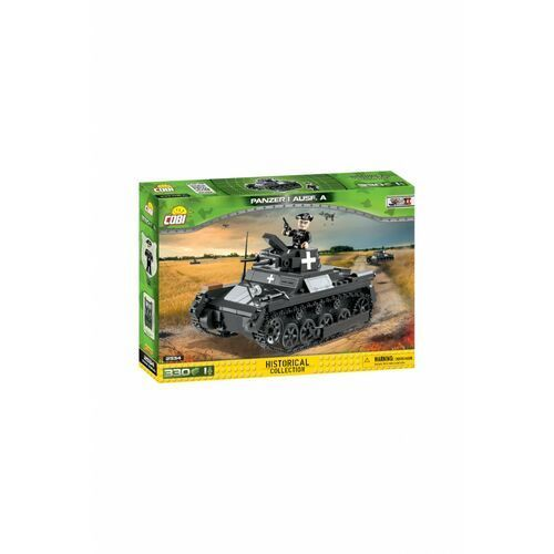 Klocki Cobi Panzer -330 klocków 1Y39ED