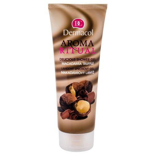 Dermacol Aroma Ritual Macadamia Truffle żel pod prysznic 250 ml dla kobiet - Promocja