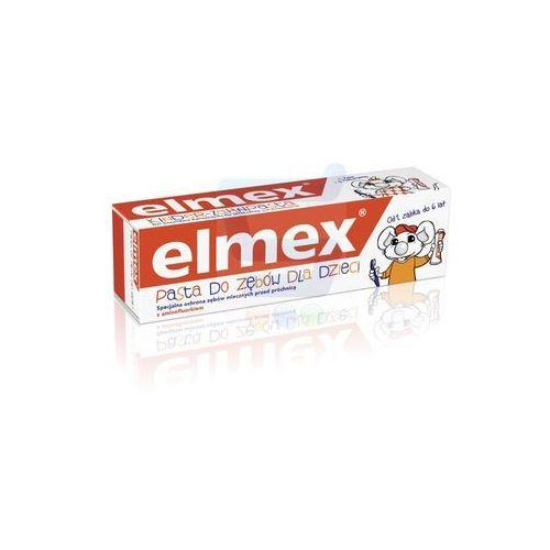 ELMEX Pasta do zębów dla dzieci (0-6lat) 50 ml,74