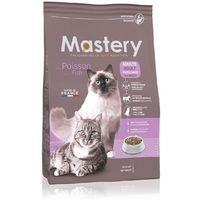 sucha karma dla kota z rybą adult with fish 8 kg marki Mastery