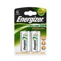 Energizer 2 x akumulatorek r14 c ni-mh 2500mah