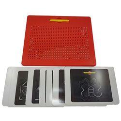 Toypex Tablica magnetyczna magpad mini [czerwona]