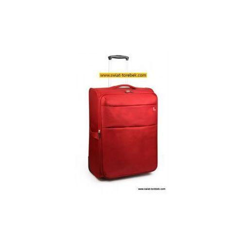 8061fadc3079a MODO by Roncato walizka średnia z kolekcji CLOUD miękka 2 koła materiał 840  D Nylon/
