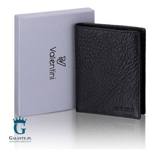 eca5fdb1f0082 Bezpieczny portfel na karty i dokumenty 159-329 rfid marki Valentini