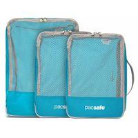 Pacsafe Travel Packing Cubes Torebka do przechowywania Zestawy 3-części pacific ZAPISZ SIĘ DO NASZEGO NEWSLETTERA, A OTRZYMASZ VOUCHER Z 15% ZNIŻKĄ