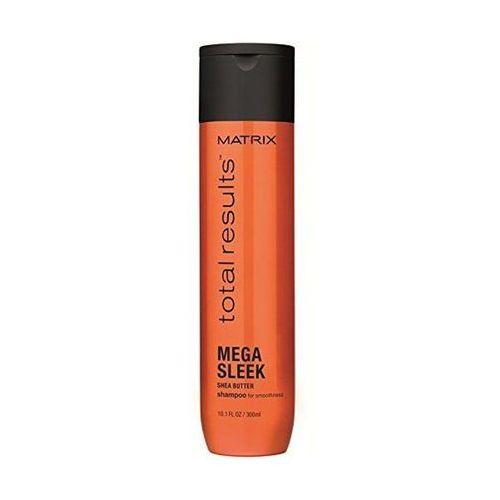 Matrix , total results mega sleek, szampon wygładzający, 300 ml