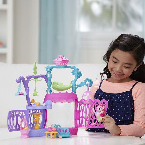 Hasbro My little pony, podwodny zamek - (5010993365555)