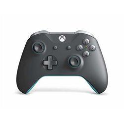 Kontroler bezprzewodowy MICROSOFT WL3-00106 Hume Szaro-Niebieski do Xbox One