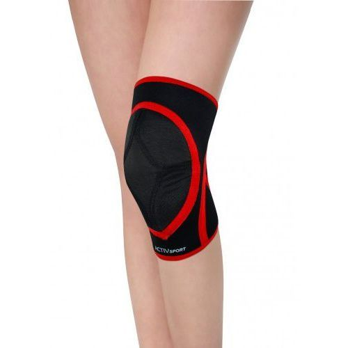 Orteza stawu kolanowego z osłoną kolana as-sk-01 marki 4sport