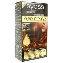 Koloryzacja włosów Syoss