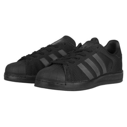 Adidas superstar bounce j bb0330 - czarny