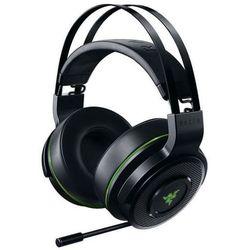 Razer słuchawki Thresher 7.1 dla Xbox One, czarne/zielone, (RZ04 R3M1)