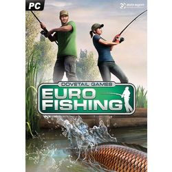 Euro fishing - k01166- zamów do 16:00, wysyłka kurierem tego samego dnia! marki Pc factory s.a.