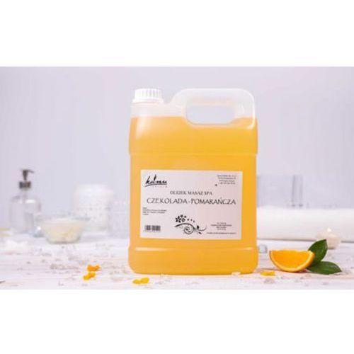 Kanu OLEJ DO MASAŻU SPA - Czekolada i pomarańcza (5000 ml) - Genialna cena
