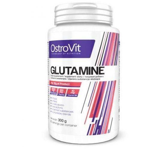 Ostrovit l-glutamine + taurine 300 - orange