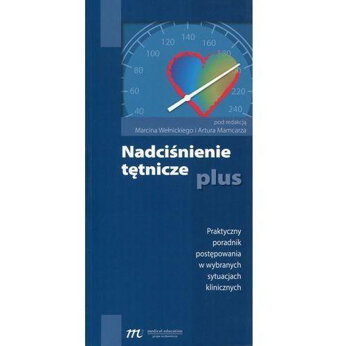 Nadciśnienie tętnicze plus (9788365191182)