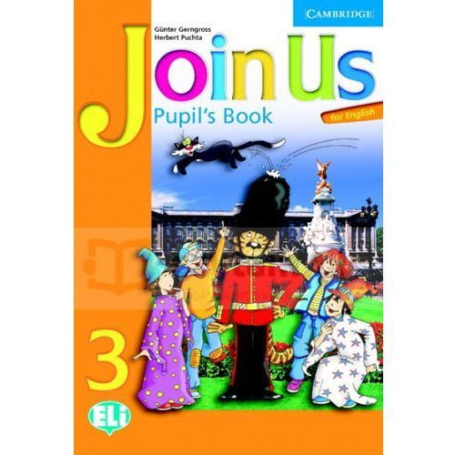 Join Us 3 PB - Gunter Gerngross, Herbert Puchta - książka (80 str.)