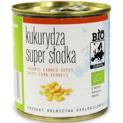 Przetwory warzywne i owocowe BIO EUROPA (przetwory warzywne, miód) biogo.pl - tylko natura