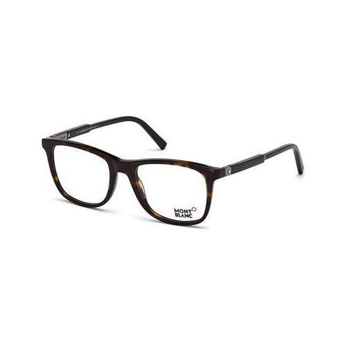 Okulary korekcyjne mb0637 a56 Mont blanc