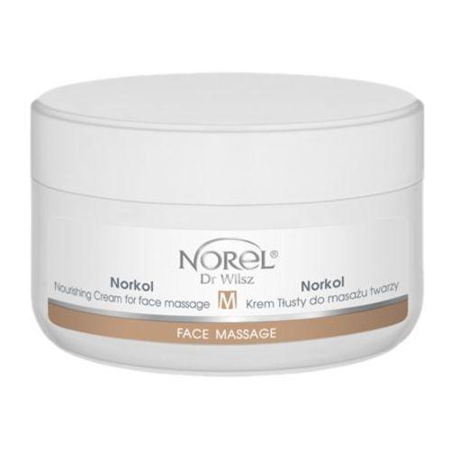 Norel (Dr Wilsz) NORKOL NOURISHING CREAM FOR FACE MASSAGE Krem tłusty do masażu twarzy (PK024) - Promocyjna cena