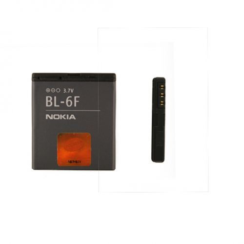n95 8gb / bl-6f 1200mah 4.4wh li-ion 3.7v (oryginalny) marki Nokia