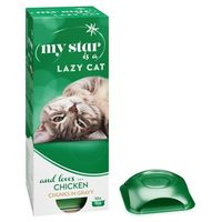 My star is a lazy cat - kurczak - 30 x 85 g
