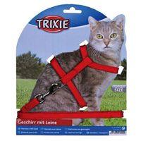 szelki dla kota regulowane nylonowe 10mm marki Trixie