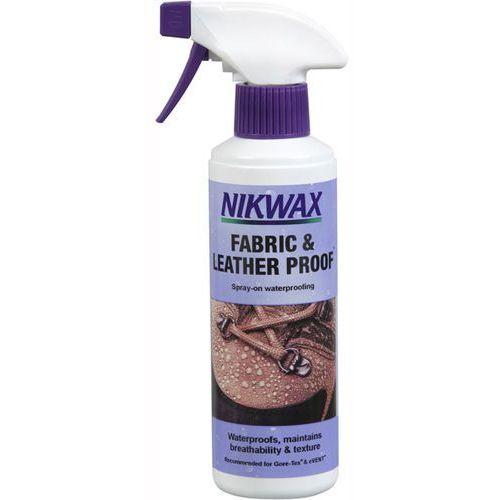 Nikwax Impregnat do obuwia fabric&leather proof spray-on 300ml (5020716794005)