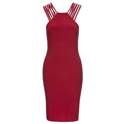 Sukienka czerwony, Bonprix, 32-50