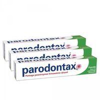 Glaxosmithkline 3 x parodontax fluor pasta 75ml