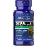 Puritan's Pride Neuro-PS 500 mg 30 kaps.