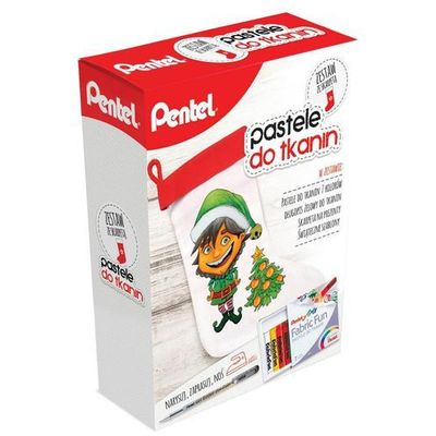 Kredki Pentel biurowe-zakupy