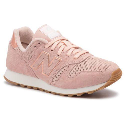Sneakersy NEW BALANCE - WL373WNH Różowy, kolor różowy