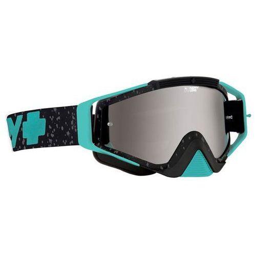 Gogle narciarskie omen mx spy + cole seely - happy bronze w/ silver mirror + clear afp Spy