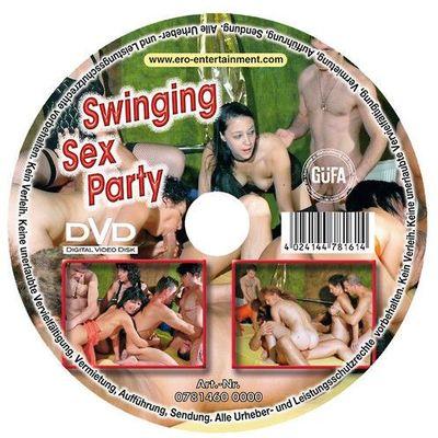 Prawdziwe orgie swingersów