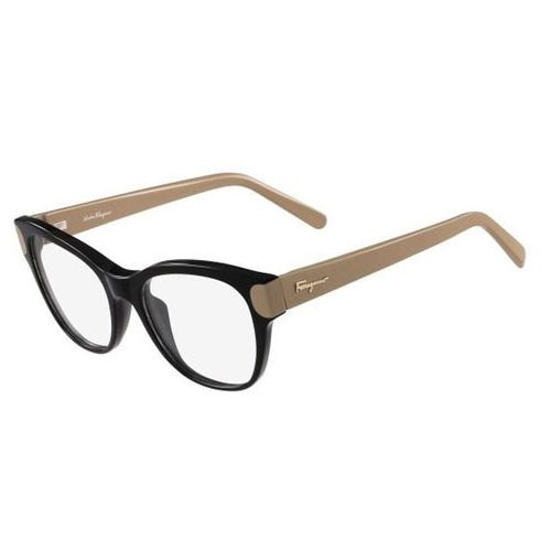 Okulary korekcyjne sf 2756 974 Salvatore ferragamo