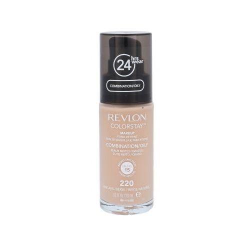 Revlon colorstay combination oily skin podkład 30 ml dla kobiet 220 natural beige