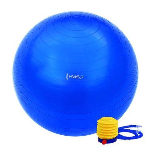 Piłka gimnastyczna 75 cm niebieska - HMS