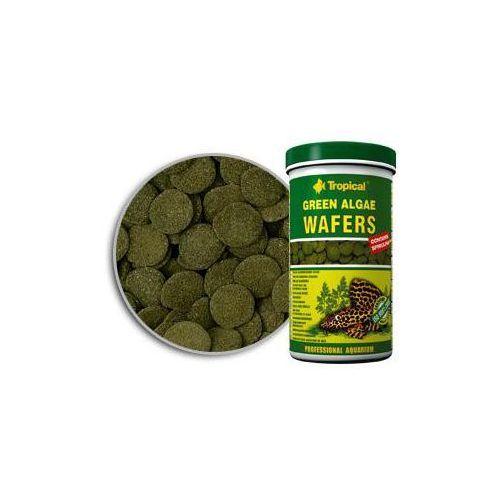 green algae wafers opak. 100ml/250ml/1000ml/5l marki Tropical