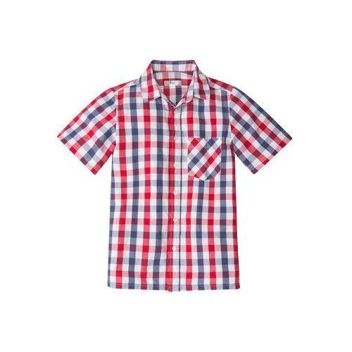 6b3c228f3a9bd2 ▷ Koszula w kratę niebiesko-czerwony w kratę (bonprix) - opinie ...