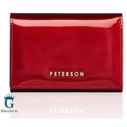 Portfele i portmonetki  Peterson Galante
